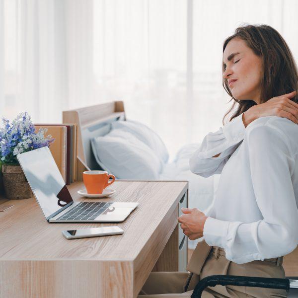 Come Adottare Posture Corrette in Smart Working Proleven